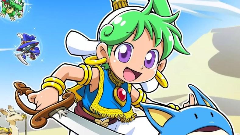 Wonder Boy: Asha di Monster World