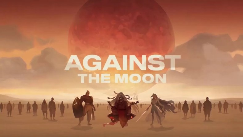 Review Against the Moon