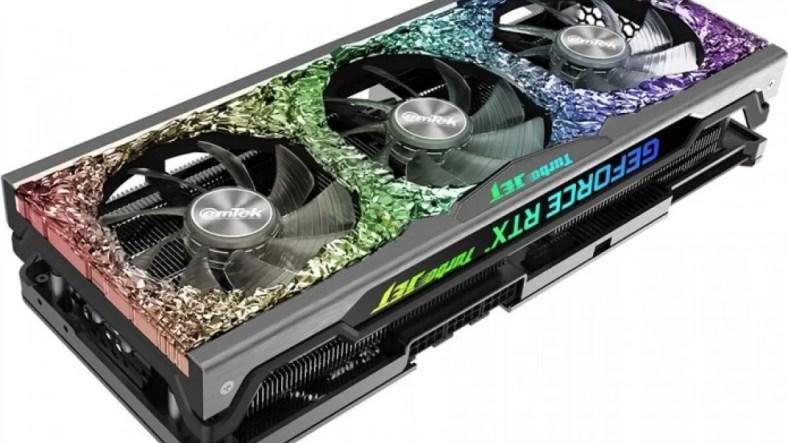 Emtek Xenon GeForce RTX 3090 Turbo Jet