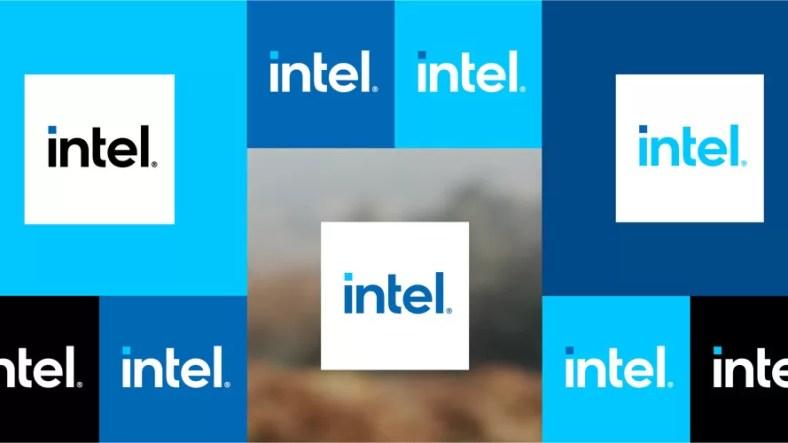 Logo Baru Intel
