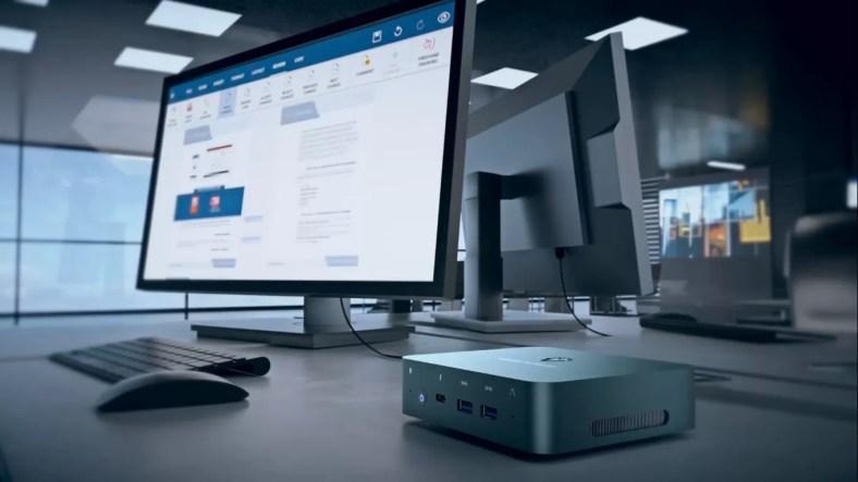 MINISFORUM DeskMini X35G