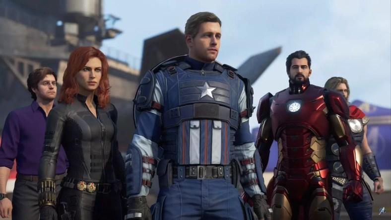 Panduan Pembuatan Karakter Avengers Marvel