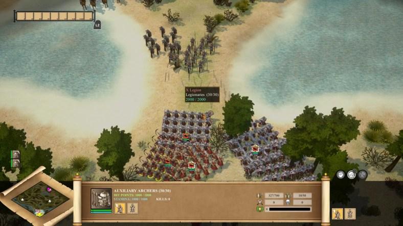 Ulasan: Praetorians HD Remaster