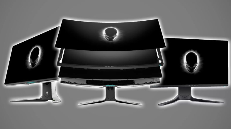 Monitor Gaming Alienware