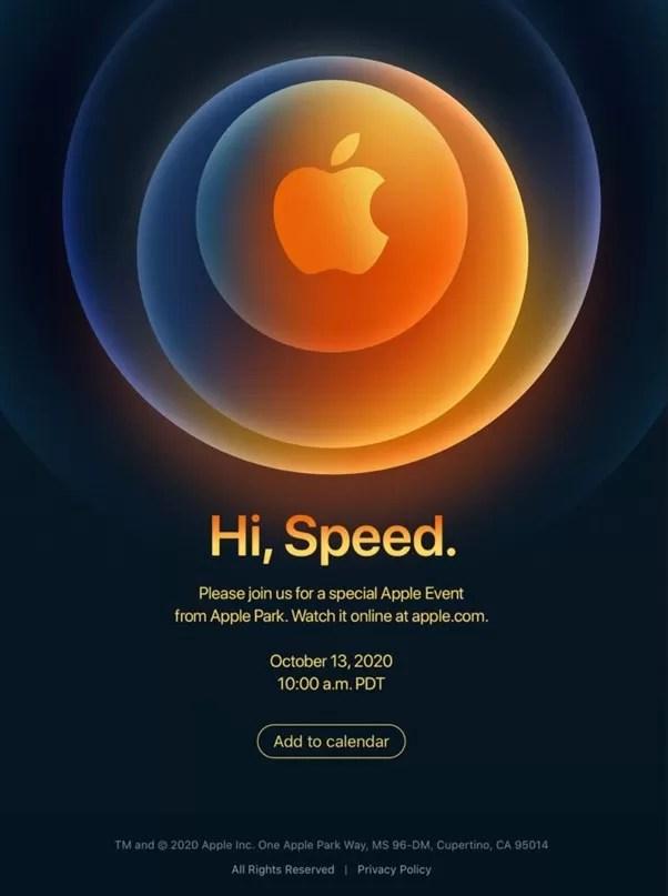 Buah Apel iPhone 12