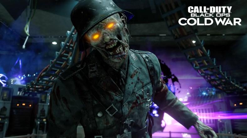 Serangan Zombie Perang Dingin Black Ops