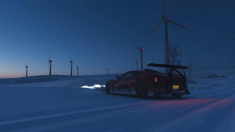 Forza Horizon 4 DriveLikeTheWind Photo Challenge