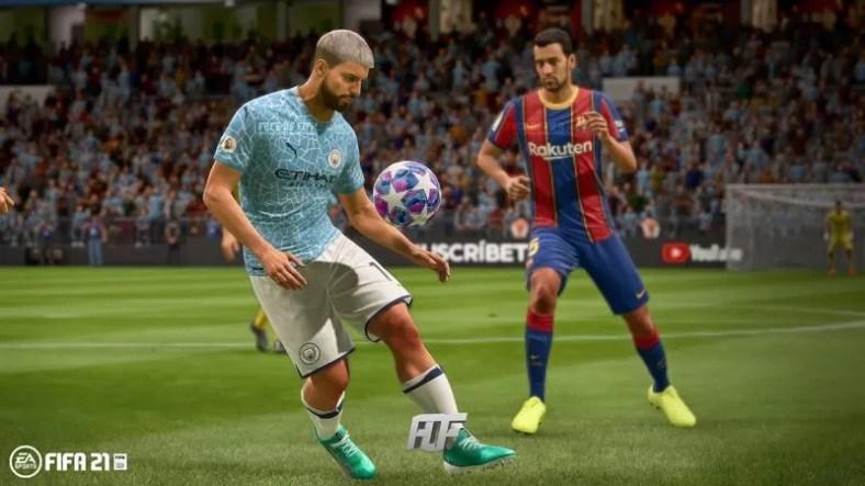 Panduan Striker Terbaik FIFA 21