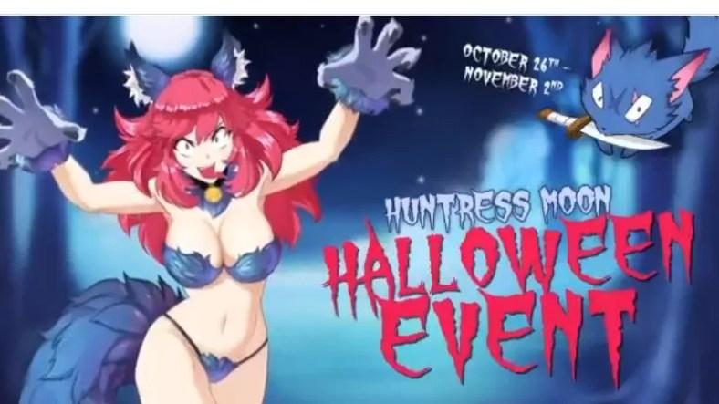 Acara Halloween Nutaku