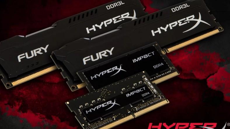 HyperX Impact DDR4