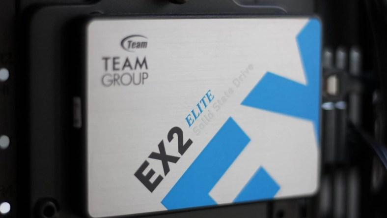 Ulasan: Teamgroup EX2 Elite SSD