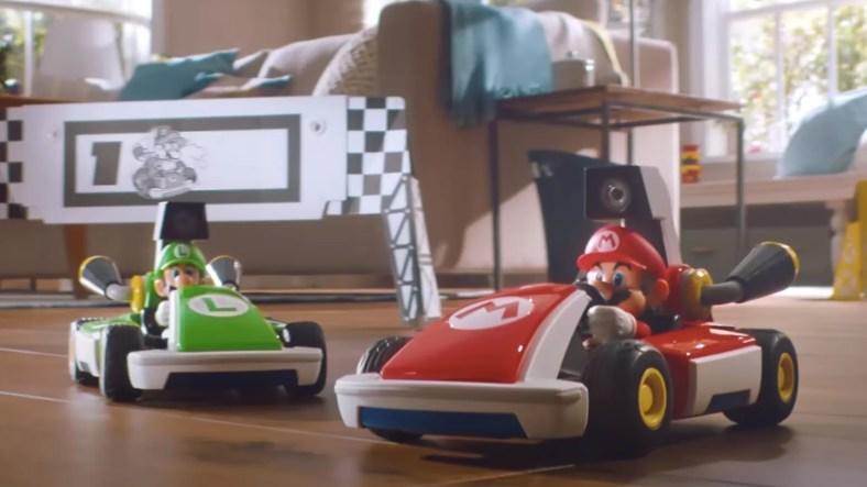 Mario Kart Live: Sirkuit Rumah