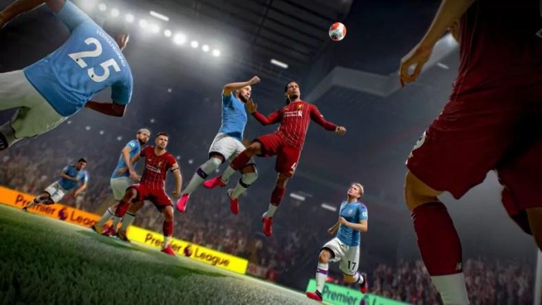 Panduan Perayaan FIFA 21