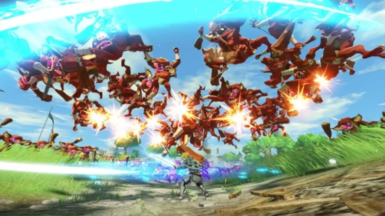 Panduan Hyrule Warriors Age of Calamity Divine Beasts