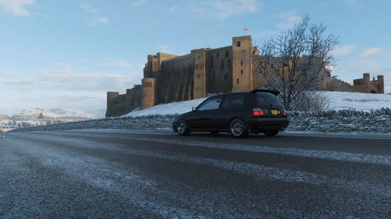 Forza Horizon 4 CastleInTheSky Photo Challenge