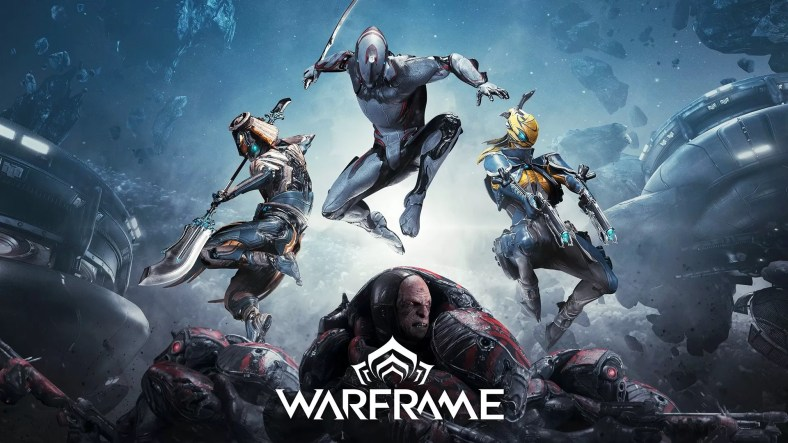 Warframe PlayStation 5
