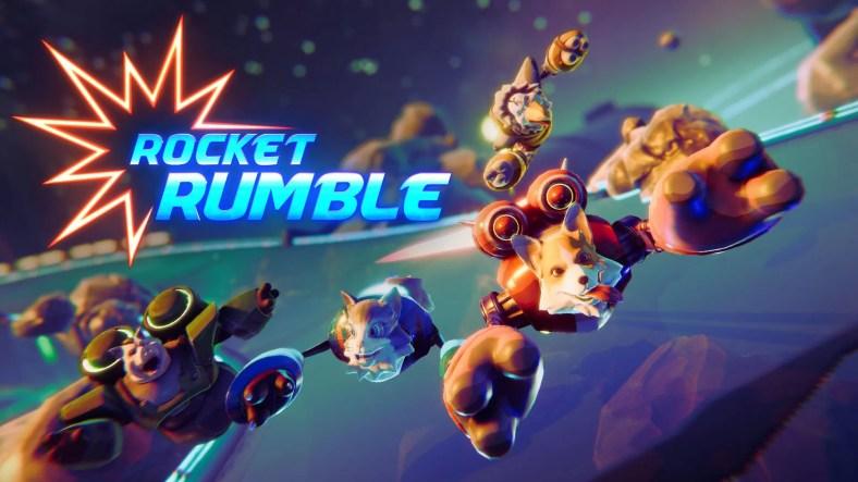 Trailer Rocket Rumble