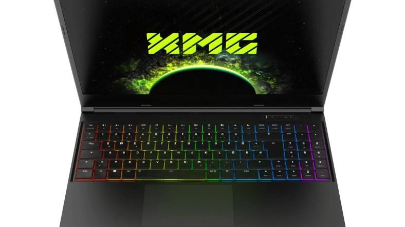 Laptop Gaming Schenker XMG