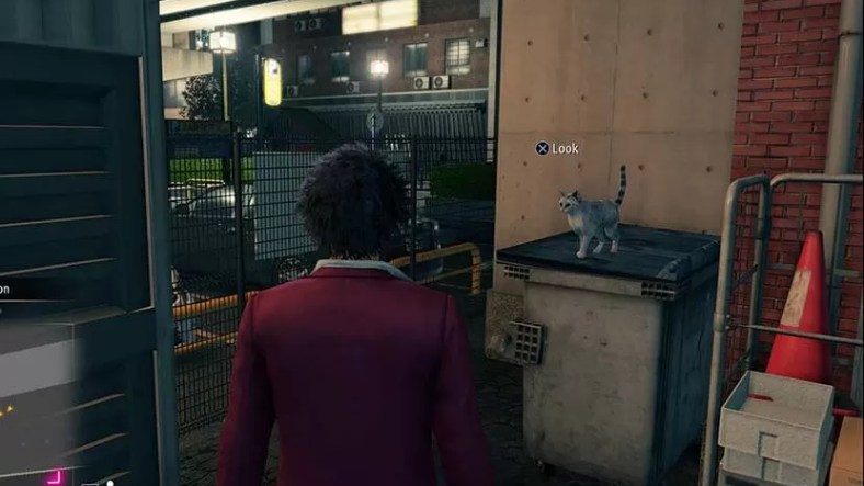 Yakuza: Panduan Lokasi Seperti Naga yang Hilang Kucing