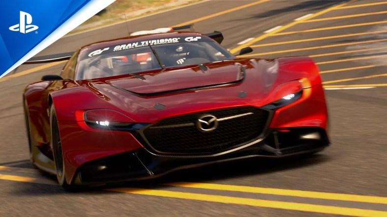 Gran Turismo 7 2021