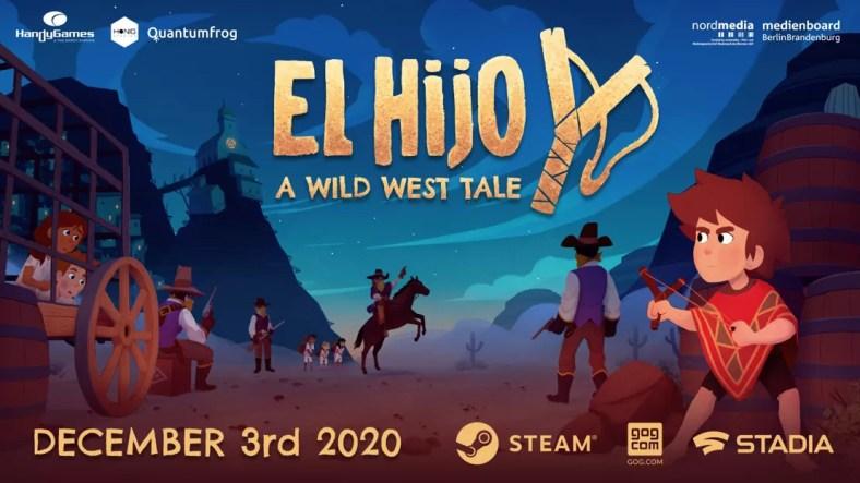 El Hijo A Wild West Tale Release