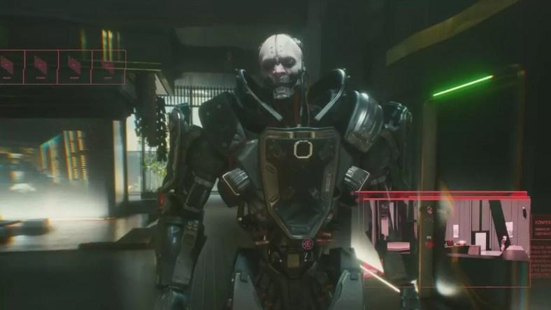 Cyberpunk 2077: руководство финального босса Adam Smasher