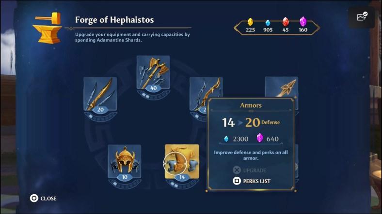 Immortals Fenyx Rising Armor Guide