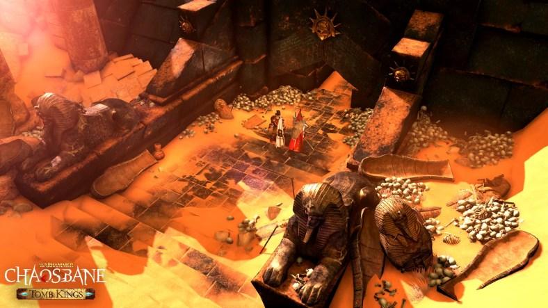 Ulasan: Warhammer: Chaosbane - Edisi Pembunuh