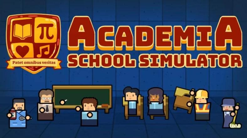 Simulator Sekolah Akademik