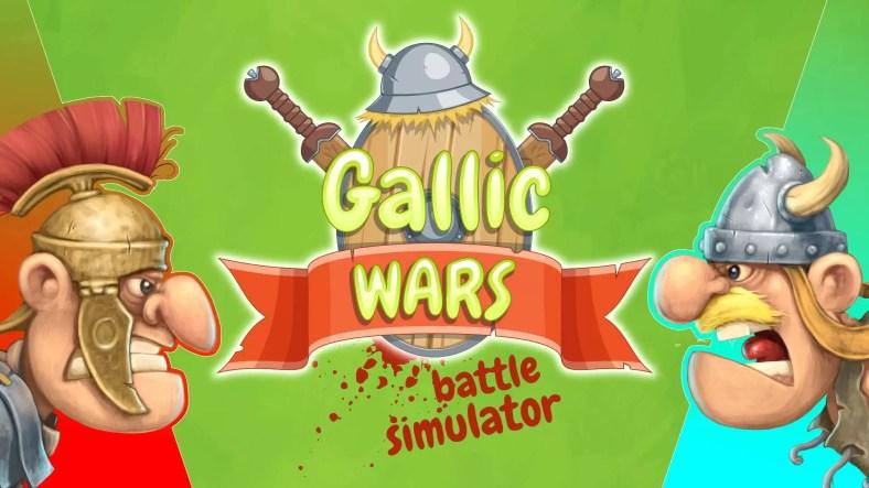 Gallic Wars: Battle Simulator Switch