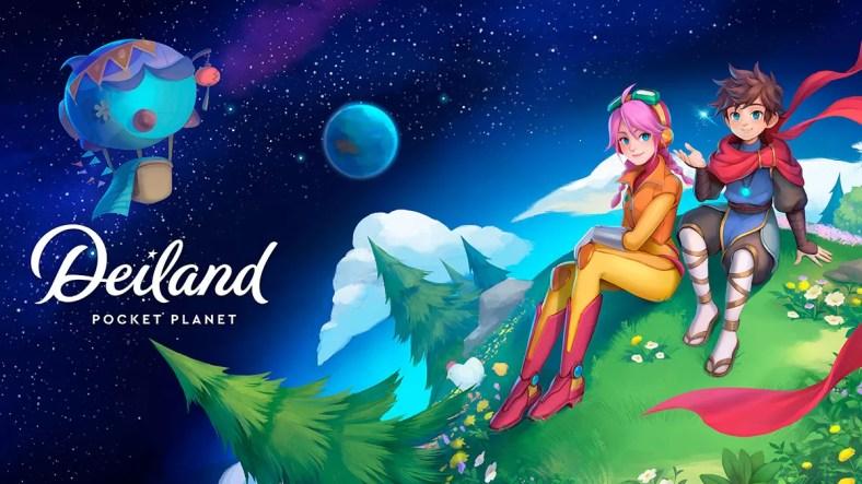Ulasan: Deiland: Pocket Planet Edition