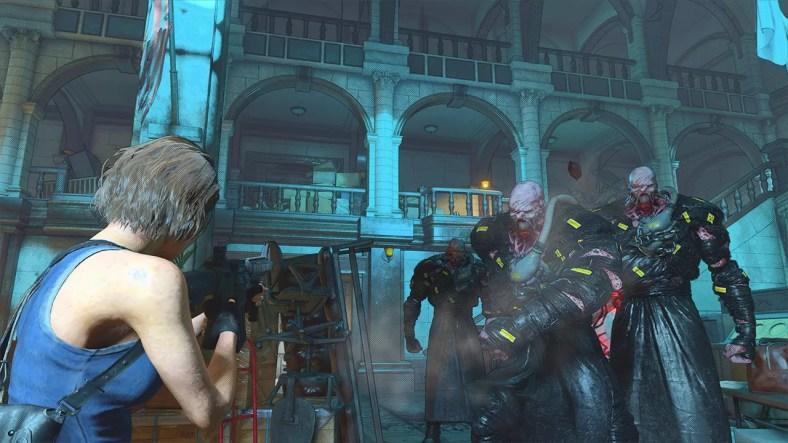 Resident Evil Re: Verse Open Beta