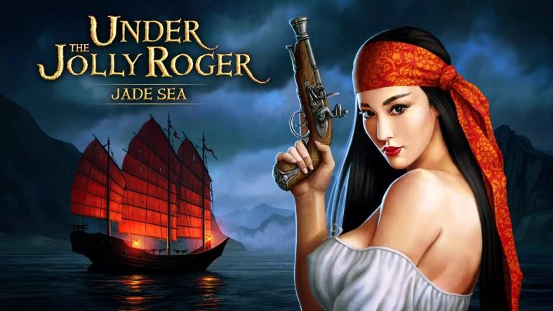 Di bawah DLC Jolly Roger Jade Sea