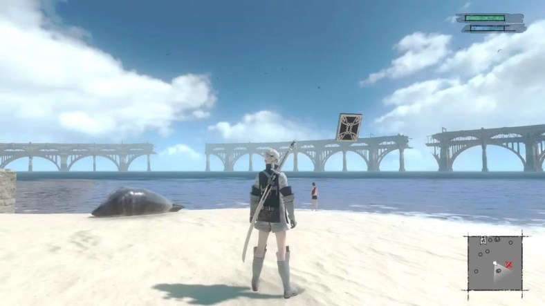 Nier Replicant Ver.1.224 The Strange Fate of the Jewel Quest Guide