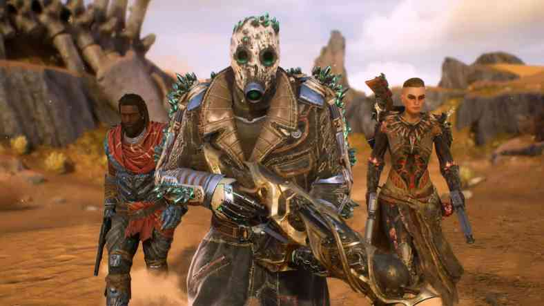 Panduan Armor Legendaris Outriders Technomancer