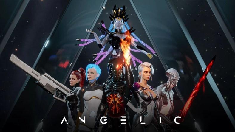 Trailer Angelic