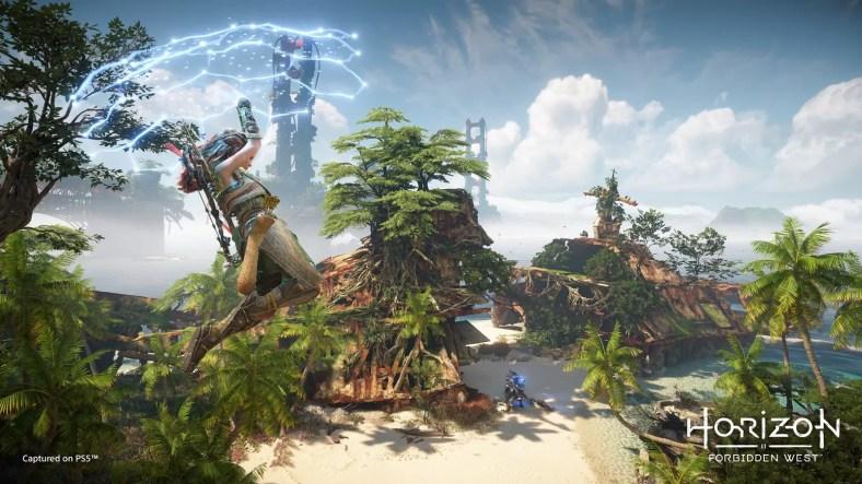 Gameplay Horizon Forbidden West