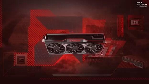 Produksi AMD RX 6000