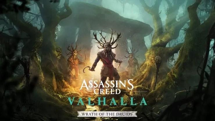 Ekspansi Valhalla Creed Assassin