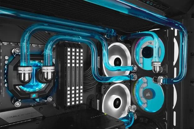 CORSAIR 5000D RGB Hydro