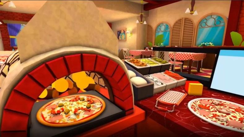 Rilis VR Clash of Chefs
