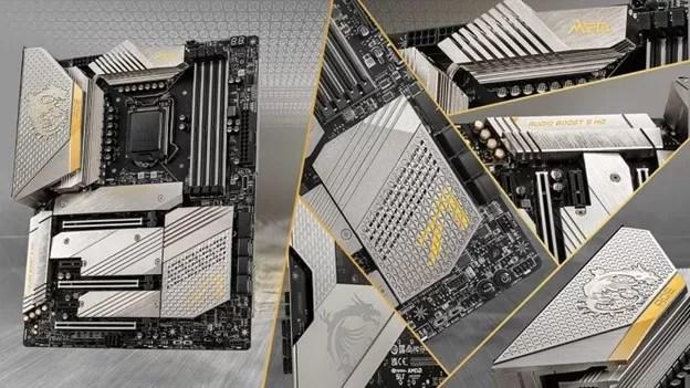 Motherboard MSI Z590
