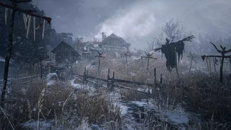 Panduan Bahan Desa Resident Evil 8
