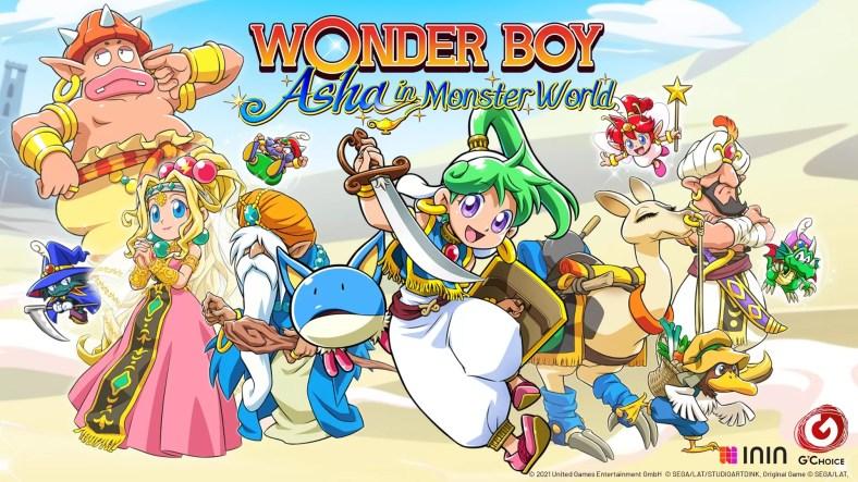 Review: Wonder Boy: Asha di Monster World