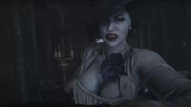 Panduan Bos Resident Evil 8 Village Lady Dimitrescu