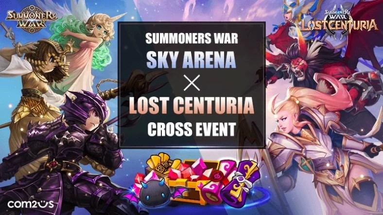 Summoners War: Lost Centuria 3 Juta