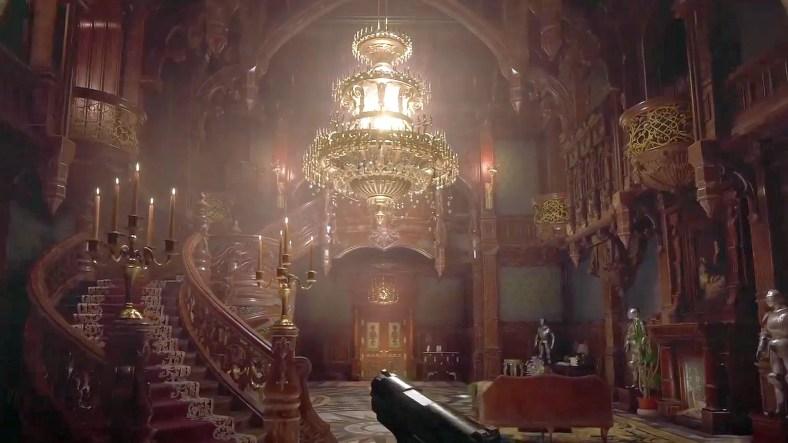 Panduan Lokasi Windows Resident Evil 8 Village Castle