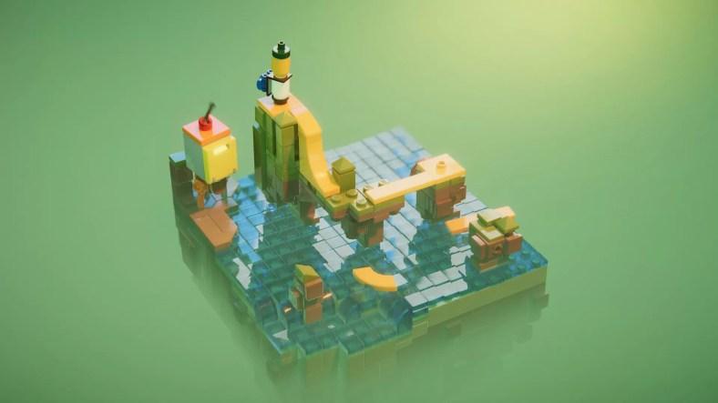 Perjalanan Pembuat Lego