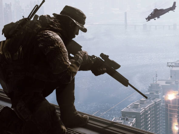 8. Battlefield 4