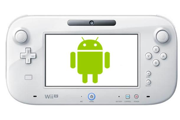 Nintendo usaria Android em seu novo console?